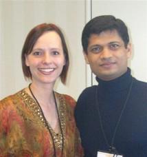 Catherine Seda - Jayant Hudar